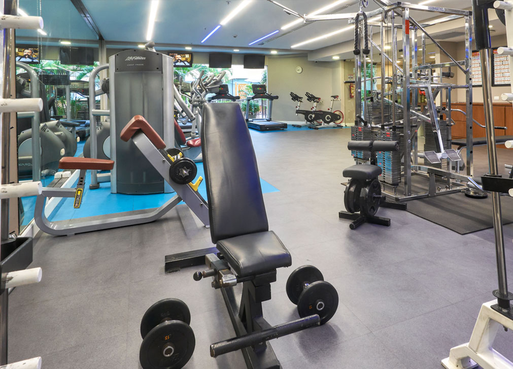 Oro Fit Guayaquil Ejercicio