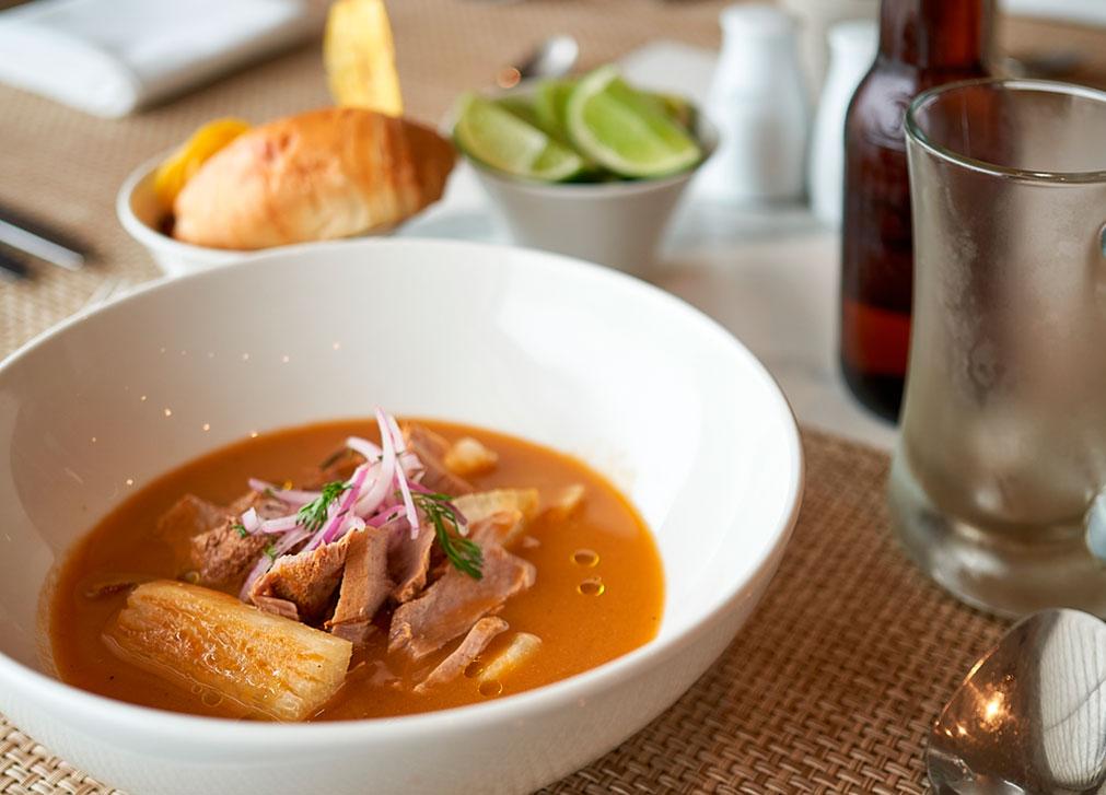 Oro Verde Guayaquil - Gourmet Soup